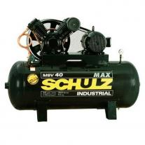 Compresor De Aire A Correa Schulz MSV40MAX 10Hp 350Lts Trifásico