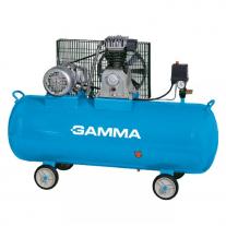 Compresor Gamma SG2805 Bicilíndrico Trifásico 150Lts 3Hp