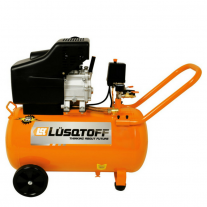 Compresor Lusqtoff Monofásico LC2550B 2.5HP Tanque 50Lts