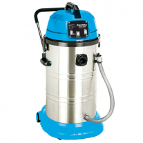 Aspiradora Industrial Gamma GMAI803 80Lts 3000w Polvo y Liquido