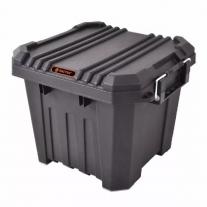 Caja Contenedora Tactix 30 Lts Baúl Para Máquinas y Herramientas