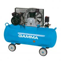 Compresor Gamma SG2804 Bicilíndrico Monofásico 150Lts 3Hp