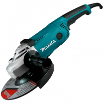 "Amoladora Angular Makita GA9020 Con Sistema Anti Polvo 9"" 230mm 2200w"