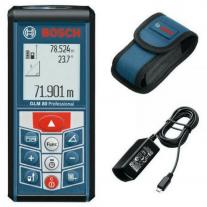 Medidor De Distancia Laser Telemetro Bosch GLM80 - 80m