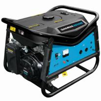 Grupo Electrógeno Generador Gamma GE3466 Naftero 6500v