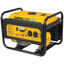 Grupo Electrógeno Generador Gamma Elite 3500 - 4 Tiempos 3500w