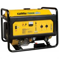 Grupo Electrógeno Generador Gamma Elite 7500 - 4 Tiempos 7000w