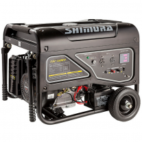 Grupo Electrógeno Generador Shimura KGE-7500TI 6.5kw