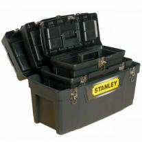 """Caja De Herramientas Stanley Pack x3 - 25"""" 20"""" 16"""""""