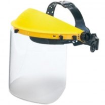 Protector Facial Transparente Fravida 20x38 cmts