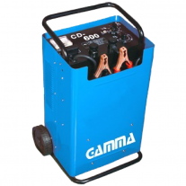 Cargador Arrancador Gamma CD600 - 360a 12v 24v / 60a 12v 24v