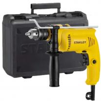 Taladro Percutor Stanley SDH600K - 13mm 600w