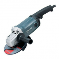 "Amoladora Angular Makita M0920G 7"" 180mm 2200w"