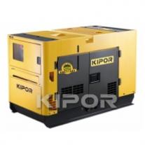 Grupo electrógeno generador Kipor KDE20SS3 Ultra Silent