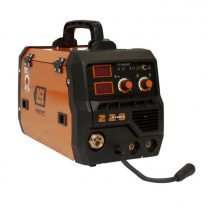 Soldadora Inverter Dual Lusqtoff Evomig 220 amp - MMA-MIG 220 v