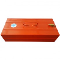 Caja De Herramientas Metálica 400x180x090mm