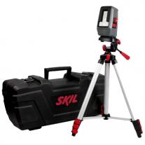 Nivel Laser 3 Lineas Autonivelante Skil 0516 + Trípode Y Maletín