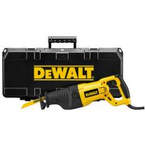 Sierra Recíproca 1200w Dewalt DW311K con Maletín