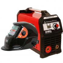 Combo Soldadora Inverter Laser 200 Amp + Máscara Fotosensible Labor
