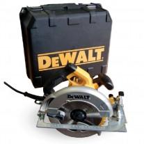 """Sierra Circular Dewalt DWE575k 180mm 7 ¼ """" 1800W"""