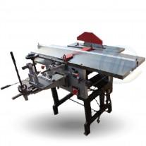 Maquina Combinada Carpintería 6 Operaciones Mesa 300mm 2hp