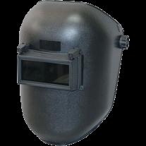 Mascara Careta para soldar Fravida con visor fijo y vidrios