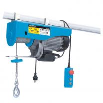 Elevador Aparejo Electrico Malacate Guinche 150/300 Kg Gamma