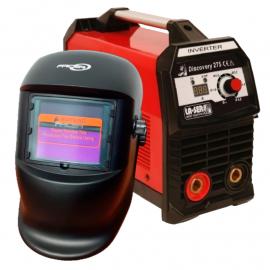 Soldadora Inverter Laser 200 Amp + Máscara Fotosensible Facsa