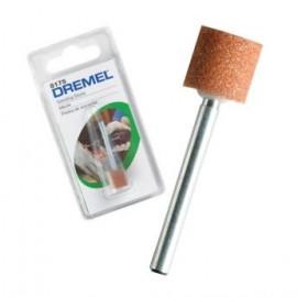 Piedra Esmerilada Cilíndrica De Óxido De Aluminio 9.5mm Dremel 8175