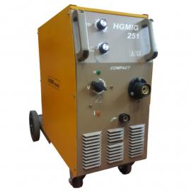 Soldadora Semi Automática Hugong Ergoplus 15 HGMIG251- 250 Ampers