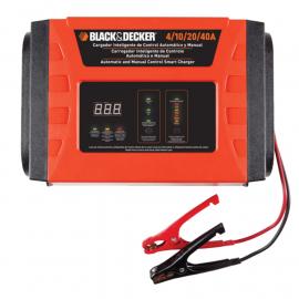 Cargador Inteligente Para Batería De Auto Black Decker BC40 40amp