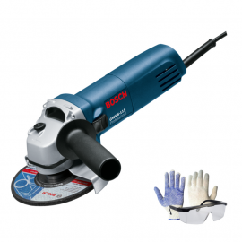 Amoladora Angular Bosch Gws 6-115 680w 115mm + Kit de Regalo