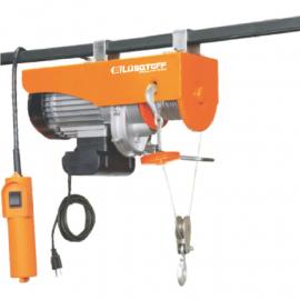 Elevador Aparejo Electrico Malacate Guinche Lusqtoff N3 500/1000 Kg