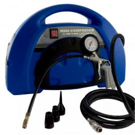 Mini Compresor De Aire Portatil KLD 1000w Sin Aceite