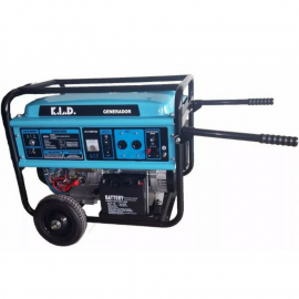 Grupo Electrógeno Generador Kld 6500w 8Kva 15Hp