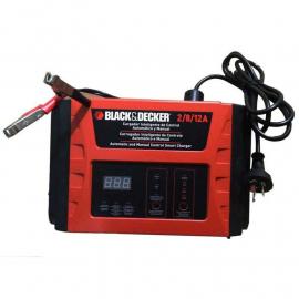 Cargador De Bateria De Auto Black Decker BC12 - 2, 8 y 12 Amp