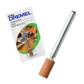 Piedra Esmerilada Cilíndrica De Óxido De Aluminio 4.8mm Dremel 8153