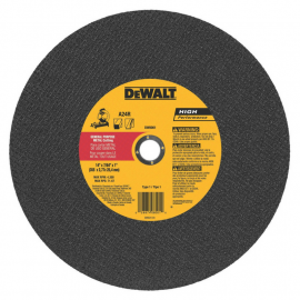 "Disco P/Sensitiva Dewalt 14"" 355 X 3 X 25.4"