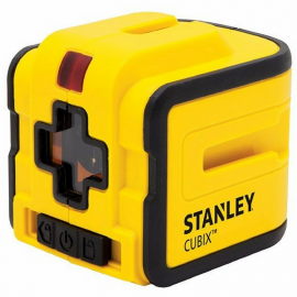 Nivel Láser Auntonivelante Stanley Cubix 12mts