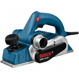 Cepillo Garlopa Eléctrico 710w Bosch GHO 26-82