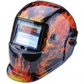 Máscara De Soldar Fotosensible Shimaha Fire