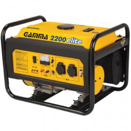 Grupo Electrógeno Generador Gamma Elite 2200 - 4 Tiempos 2200w