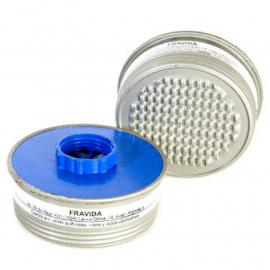 Filtro Para Mascarilla Fravida - Gases Ácidos y Vapores Orgánicos