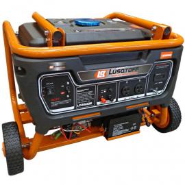 Grupo Electrogeno Generador Lusqtoff LG3500 Naftero-Gas 3500w