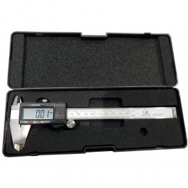 Calibre Mecánico Digital KLD 0-150 mm Con Caja Plástica