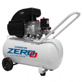 Compresor De Aire Zero 50 Litros 2,5 Hp