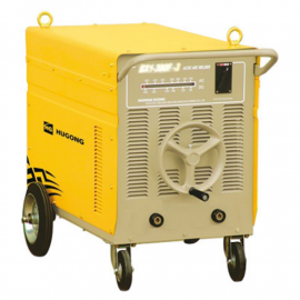 Soldadora Industrial Semiautomática 300 Amp Hugong BX1-300F-3