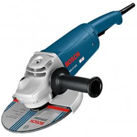 """Amoladora Bosch Gws 21-230 230mm 9"""" 2100w"""