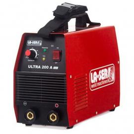 Soldadora Inverter 180 Amp Laser Ultra 200 Monofásica
