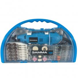 Minitorno Gamma G1991 + Kit 119 Accesorios